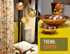 Happy Interior Blog: Interior #Trends2013 #immcologne #copper