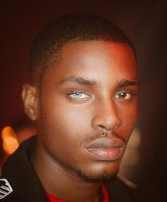 high fashion but Cute Black Guys, Just Beautiful Men, My Black Is Beautiful, Black Boys, Beautiful People, Pretty Boys, Cute Boys, Dark Skin Men, Different Colored Eyes