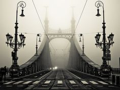 liquidnight:  ulsortes Liberty Bridge (Budapest), 2012
