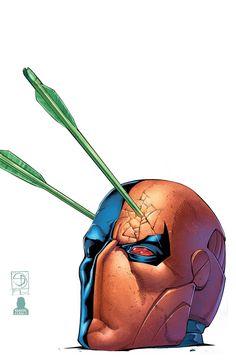 Green Arrow Vol.5 #50 - Shane Davis