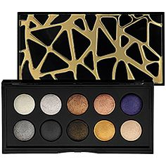 "SEPHORA COLLECTION - Moonshadow Palette - ""In The Night""  This is my fourth Sephora palette and second favorite (nothing beats Moonshadow Baked- In the nude). They work amazingly wet and I love to mix it with MAC."