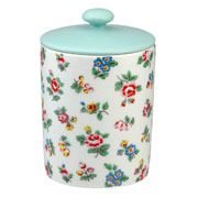 Highgate Ditsy Ceramic Pot Boxed Soy Candle