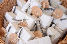 Hannah's Boho Chic Themed Party – Baby Shower Favors