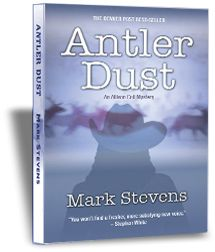 Published in 2007 -- the first Allison Coil mystery.