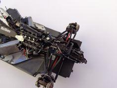 McLaren MP4/4 Honda - 1/20 Tamiya & Top Studio