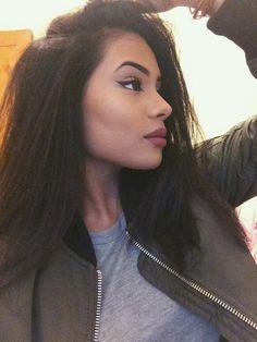 Gorgeous makeup idea #makeup #onpoint eyebrows on fleek ... Pinterest ☼☽ emyasmin ☾☼
