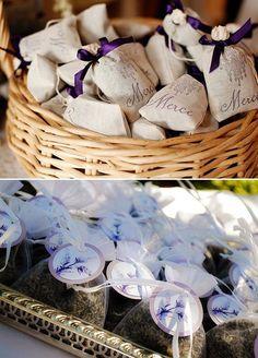 8 Fun & Refreshing Summer Wedding Favor Ideas #8. it's hard to resist the smell of lavander! #summerwedding; #weddingfavours; #weddings; #favors