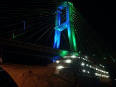 Bridge in Port