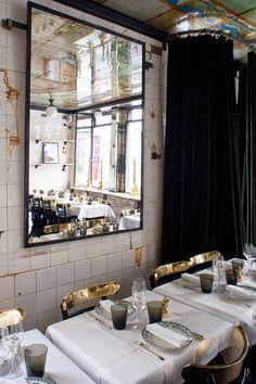 Anahi Restaurant, Paris.