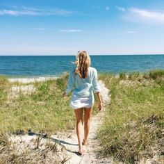 swaying as the room burned down Preppy Girl, Am Meer, Bright Stars, Swimwear Fashion, Beautiful Beaches, The Hamptons, Summer Time, Outfit Of The Day, Cover Up