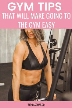 Hey, are you thinking about fitness training and joining a gym but don't know how to get started in the gym? Check out these gym tips for beginners and the best gym hacks.  Gym motivation for women| and gym workouts for beginners| gym machines to lose weight| gym tips for women. Gym Tips For Beginners, Gym Workout For Beginners, Fit Girl Motivation, Fitness Motivation, Join A Gym, Gym Machines, Best Gym, Going To The Gym, Fun Workouts