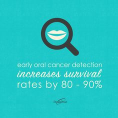 We perform oral cancer screenings during every preventive care appointment. Schedule yours today! We perform oral cancer screenings during every preventive care appointment. Schedule yours today! Dental Jobs, Dental Facts, Dental Care, Oral Cancer, Cancer Facts, Dental Health, Oral Health, Dentist Day, Health Tips