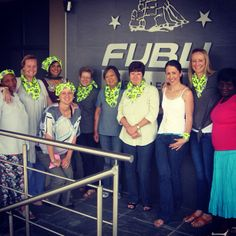 The awesome GA Creative Brands crew rocking their bandanas to support The Sunflower Funds' National Bandana Day on 12 October! #cuttyafrica#sunflowerfund #bandanaday