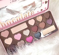 Too Faced Haul 2016 | Chocolate Bon Bons Eyeshadow Palette lovecatherine.co.uk Instagram catherine.mw xo