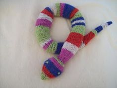 another cute knitting project