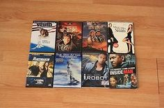 cool Lot of 8 Action Drama DVD's - For Sale Check more at http://shipperscentral.com/wp/product/lot-of-8-action-drama-dvds-for-sale/