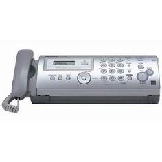 Panasonic Printers Supplies Kx Fp205 Thermal Transfer Fax Copier Corded No Answer Machine $80.49 (save $96.93)