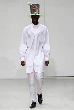 Walter Van Beirendonck | Spring 2013 Menswear Collection | Style.com