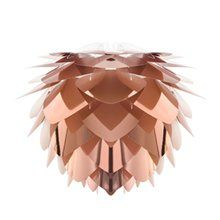 Silvia Lampshade, Copper - Vita - Vita - RoyalDesign.co.uk