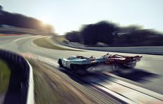 Legendary LeMans Racing. 917 vs 512.
