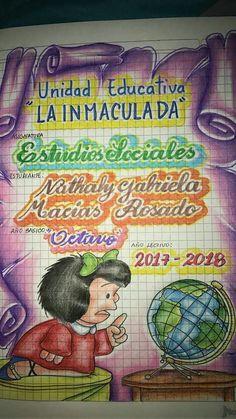 Page Borders Design, Border Design, Grammar Book, Decorate Notebook, My Notebook, Social Studies, Art Drawings, Study, Lettering