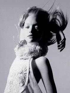 Fashion Photography // Gemma Ward by Nick Knight for Pop Magazine