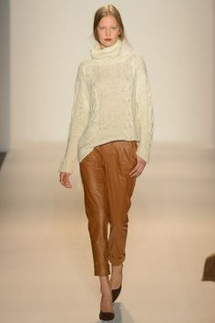 clearly i need a great,clunky cream sweater for Fall 2013...must look for some on sale at end of winter