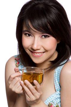 Beautiful Lady Liked Chooski Tea !!!