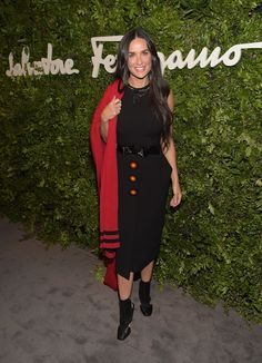 Demi Moore - Salvatore Ferragamo Celebrates 100 Years in Hollywood with the Newly Unveiled Rodeo Drive Flagship - September 9, 2015