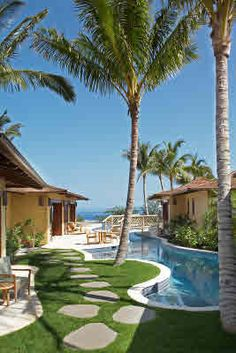 Experience incredible ocean and mountain views from this 3 bedroom/3.5 bathroom custom built home.