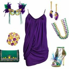 Calling All Mardi Gras Fashionistas Looking For A Colorful Pair Of Pumps To Pair Up
