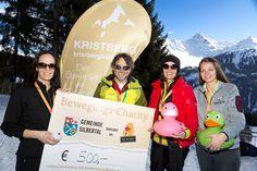 Langlauf-Charity am Kristberg in Silbertal im Montafon im März 2018 - (c) Netz für Kinder - Dietmar Mathis E 500, Charity, Long Distance, Make A Donation, Silver