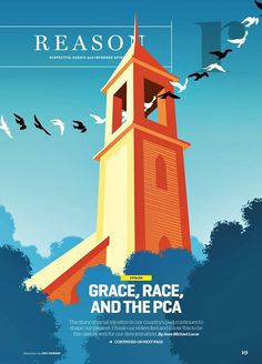 JOEY GUIDONE ILLUSTRATION: GRACE, RACE AND THE PCA