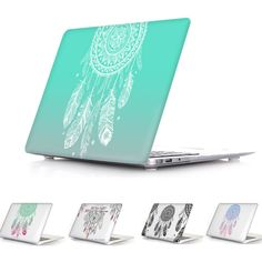 2016 Colorful Nice Fashion Color Print Cover Sleeve Case For Apple Macbook Pro Retina 13 12 15 Air 13 11 Dream Catcher Pattern | iPhone Covers Online