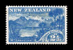Lake Wakitipu New Zealand