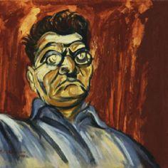 Jose Clemente Orozco, Self-Portrait.