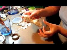 Tutorial- Homemade Paper Mache Dress Form - YouTube