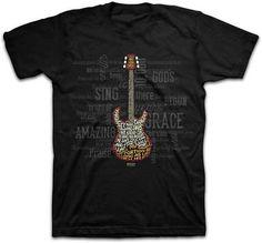 Amazing Guitar T-Shirt