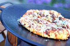 Pizza på muurikkan –