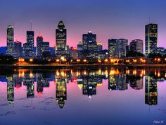 Montreal, Quebec, Canada (This could be done in a 3 day weekend)