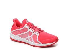 Women's adidas Gymbreaker Training Shoe -  - Coral/White