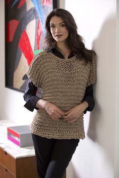 Fern's Basic Knit Top- Free pattern