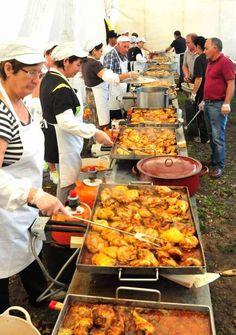 Festa gastronómica dos productos do mar