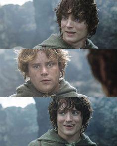 """Roast chicken?!"" ""You never know."" ""Sam....my dear Sam."""