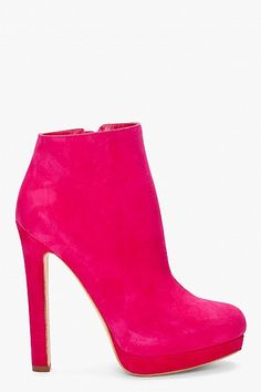 Alexander Mcqueen Suede Ankle Booties by Alexander McQueen - on sale 50% off ... only $538 now :-)