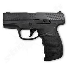 Walther PPS M2 CO2-Pistole Blowback Kal. 4,5mm BBs