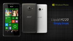 Harga Dan Spesifikasi Acer Liquid M220 - GetGadget