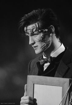 11th Doctor/Matt Smith ~cyberdoctor~ this was a very very emotional episode for me 11 was pretty scary----but it was so gooodddd