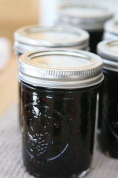 Mixed berry jam recipe