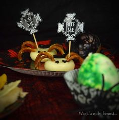 Halloween-Special gruseliges Buffet